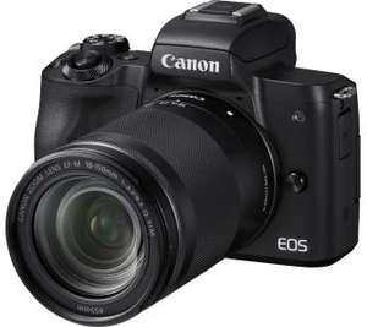 Aparat Canon EOS M50 z obiektywem 18-150mm @OleOle!