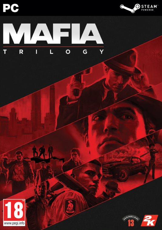 Pre-order Mafia Trylogia (PC) PL pudełko