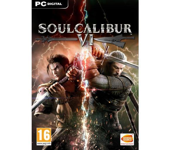 Soul Calibur VI, Wolfenstein II, Fallout 76, DMC 5, i kilka innych gier na PC w Outlecie