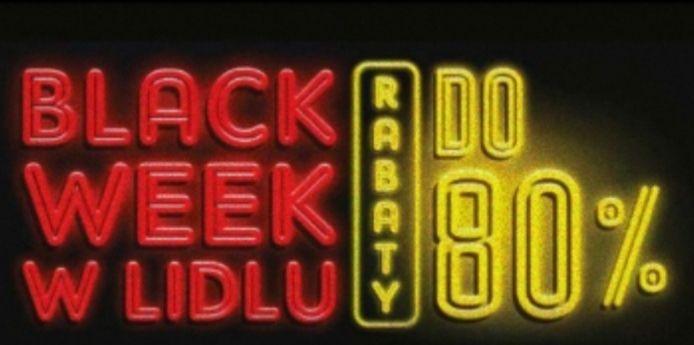 Czarny tydzień w Lidlu - Lidl stacjonarnie