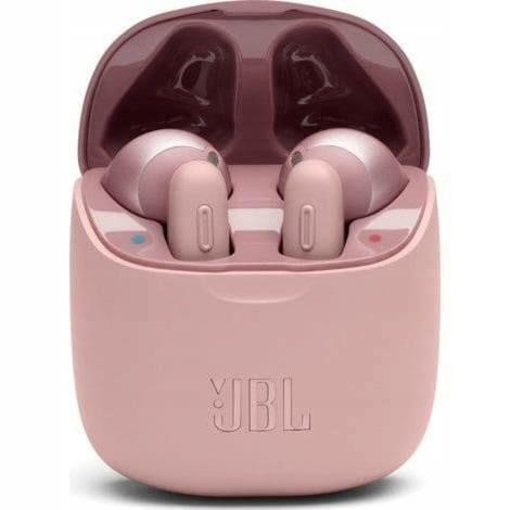 Różowe JBL Tune 220 TWS