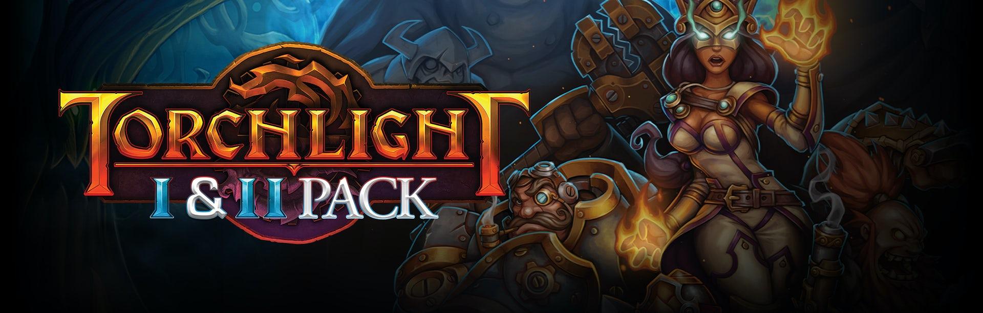 Star Deal - Torchlight I & II Pack @Fanatical