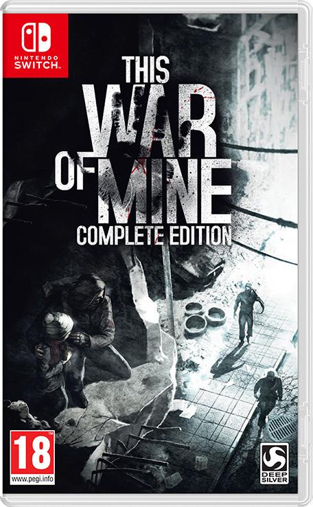 Promocje w Nintento eShop – This War of Mine: Complete Edition oraz ABZÛ @ Switch