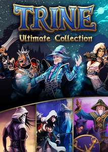 Trine: Ultimate Collection PC Steam