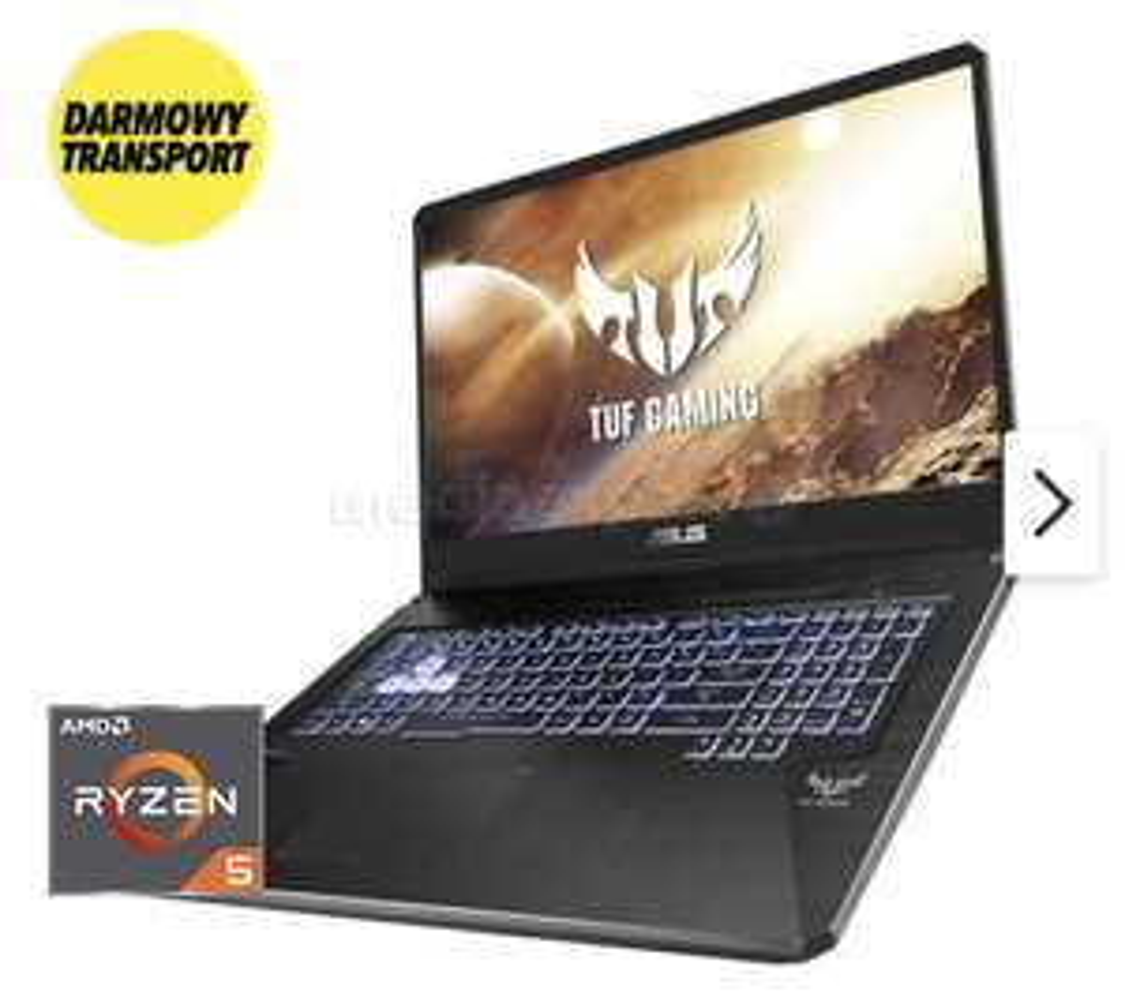 Laptop ASUS Tuf Gaming FX505DT