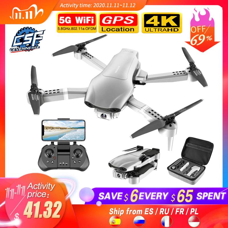 Dron (Quadrocopter ;]) GPS, 2 baterie, 15 min lotu, +/- 150m zasięgu, 62,73$ (możliwe 54,82$), dostawa z Polski