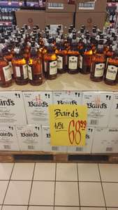 Baird's Blended Scotch Whiski 1,5L - 68,99