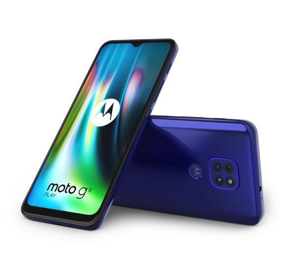 Motorola Moto G9 play 4/64GB