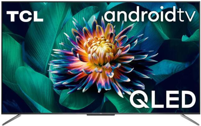 Telewizor TCL QLED 50C715 - Możliwe 1609zł (1 darmowa rata = 100zł i cashback goodie =~ 30zł)+ dodatkowe nagrody(np. Netflix na 6 miesięcy)