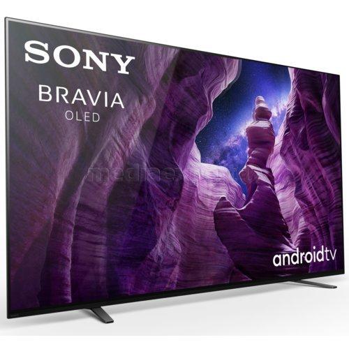 Telewizor SONY OLED KD65A8BAEP + Golarka GILLETTE Fusion ProGlide Styler