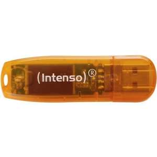 Pamięć INTENSO Rainbow Line 64 GB
