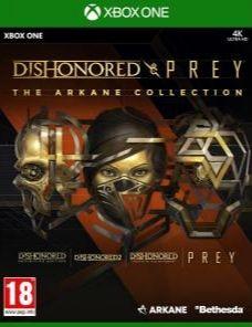 Dishonored, Ori, Battlefield i więcej gier na Xbox One w weekendowej promocji RTVeuroAGD