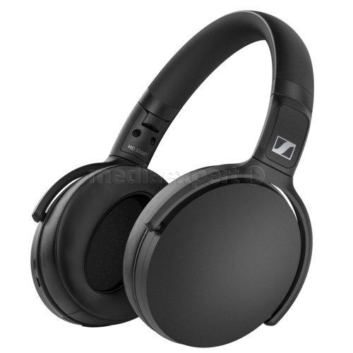 Słuchawki nauszne SENNHEISER HD 350BT Czarny (darmowy transport)