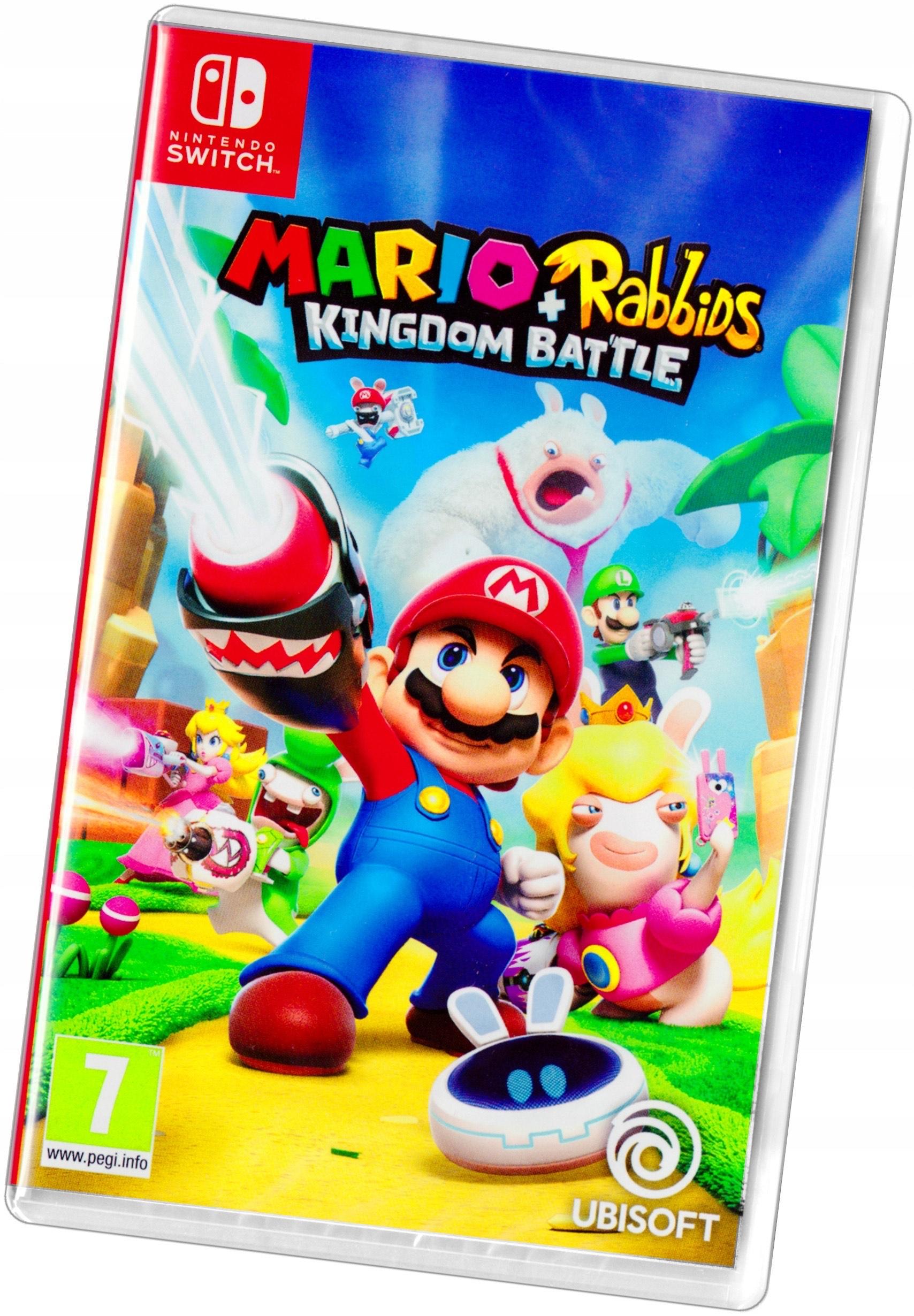 Mario + Rabbids® Kingdom Battle Nintendo Switch