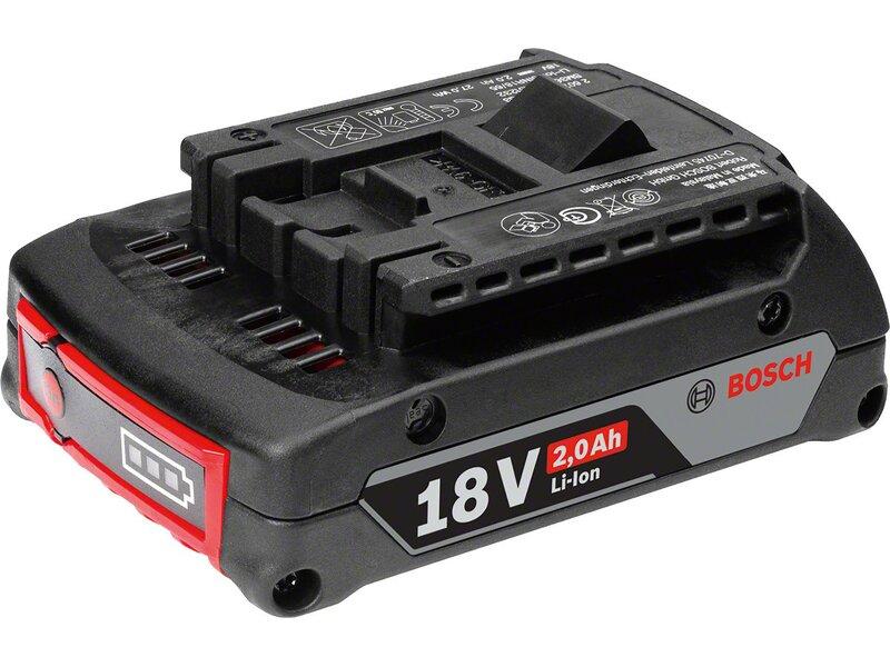 Akumulator Bosch GBA 18 V 2.0 Ah