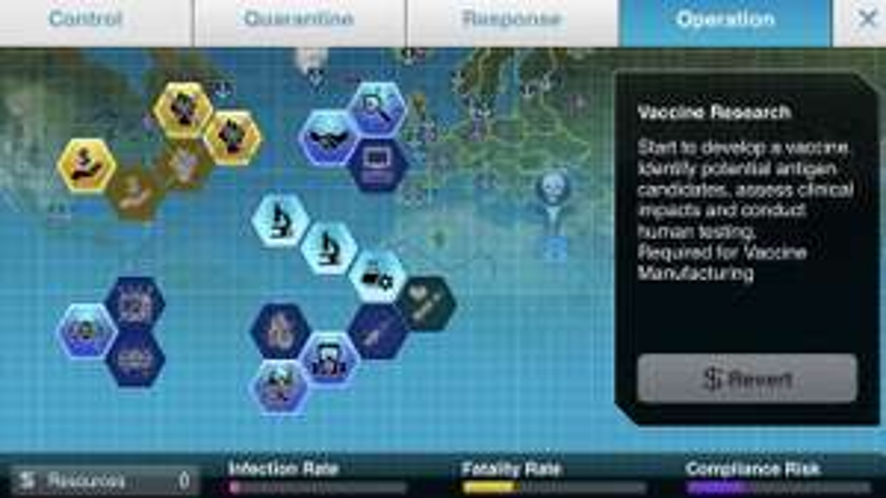 Plague Inc, The Cure za darmo na czas pandemii COVID - Android