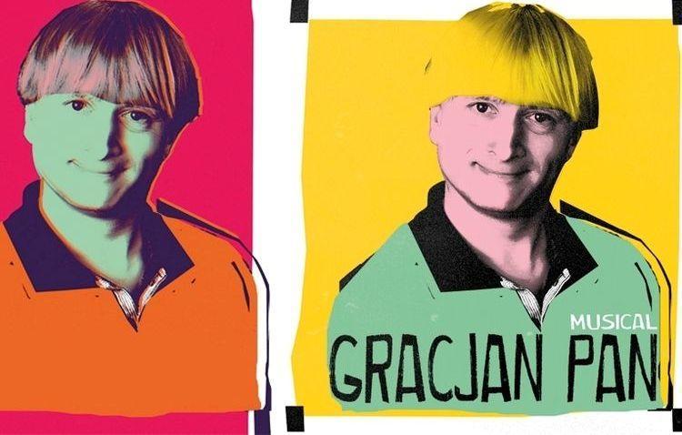 """Spektakl teatru Capitol """"Gracjan Pan. Musical"""" do obejrzenia online za darmo"""