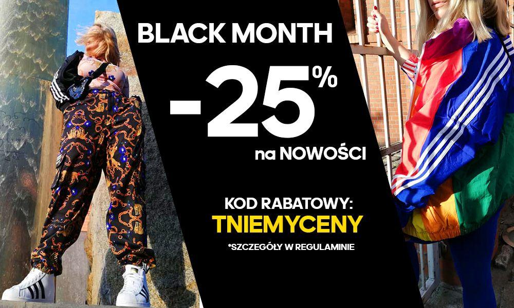 Rabat 25% na marki adidas, Reebok, Puma, Fila