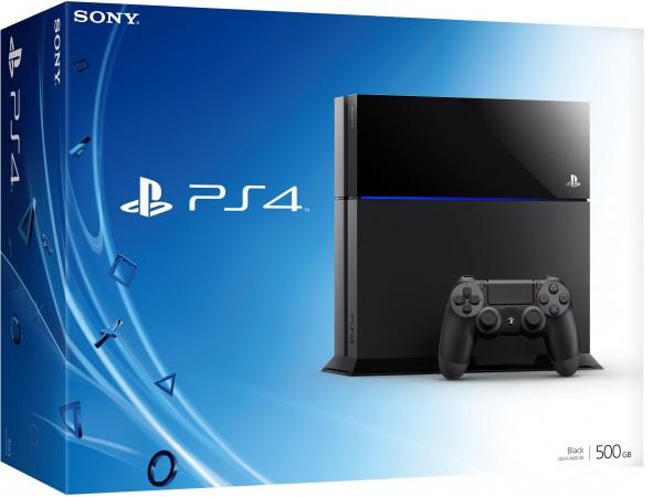 Playstation 4 500GB (CUH-1216A - z optykiem)