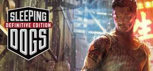Sleeping Dogs: Definitive Edition PC PL Steam