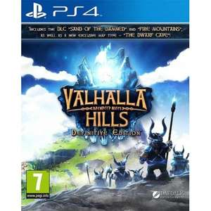 Valhalla Hills: Definitive Edition PS4 PL