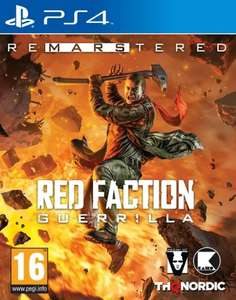 Red Faction: Guerrilla Re-Mars-tered PS4/Xbox One PL