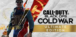 Call of Duty: Black Ops Cold War - Ultimate Edition/Edycja Definitywna