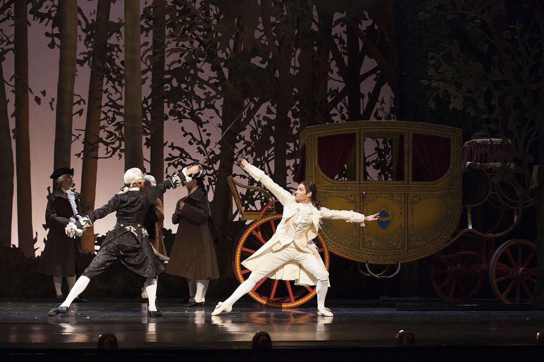 """Teatr Wielki - Opera Narodowa - balet """"Casanova w Warszawie"""" online za free 14.11 od 19:00"""