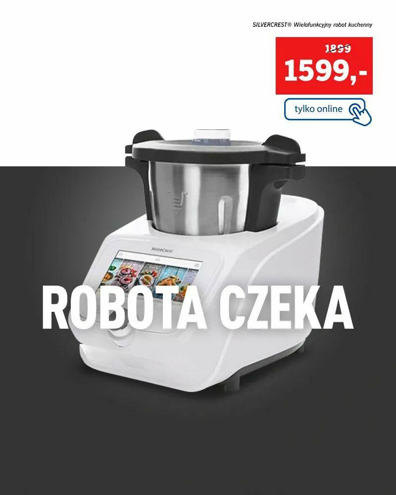 Lidlomix robot z lidla