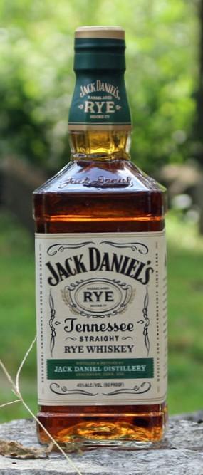 Jack Daniel's Tennessee Rye Whiskey 0.7L