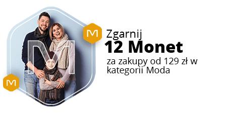 Allegro, +12 Monetprzy zakupach od 129 zł w kategorii Moda