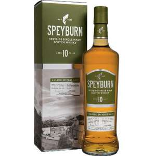 Whisky SPEYBURN 10Y 40% 0,7L