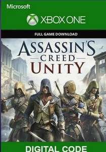 Assassin's Creed Unity (Xbox) KEY Global
