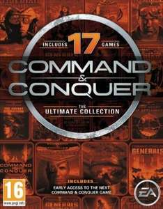 Command & Conquer The Ultimate Collection na PC (klucz Origin) @CDkeys