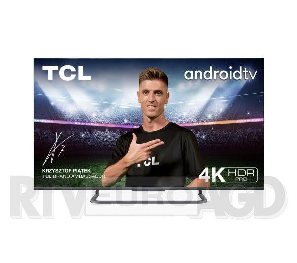 Telewizor TCL 65P815 65 cali 4k android