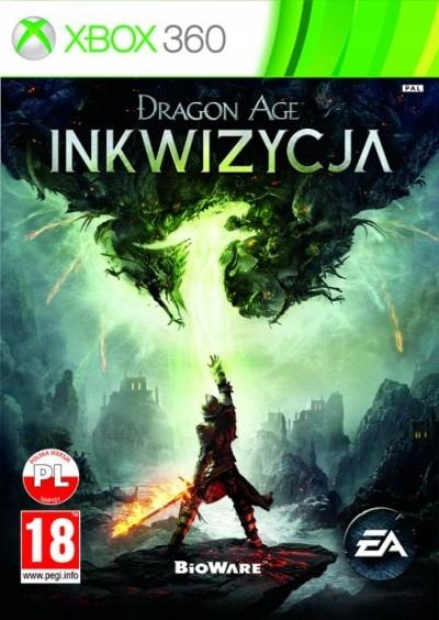DRAGON AGE INKWIZYCJA / PO POLSKU / XBOX 360 /NOWA