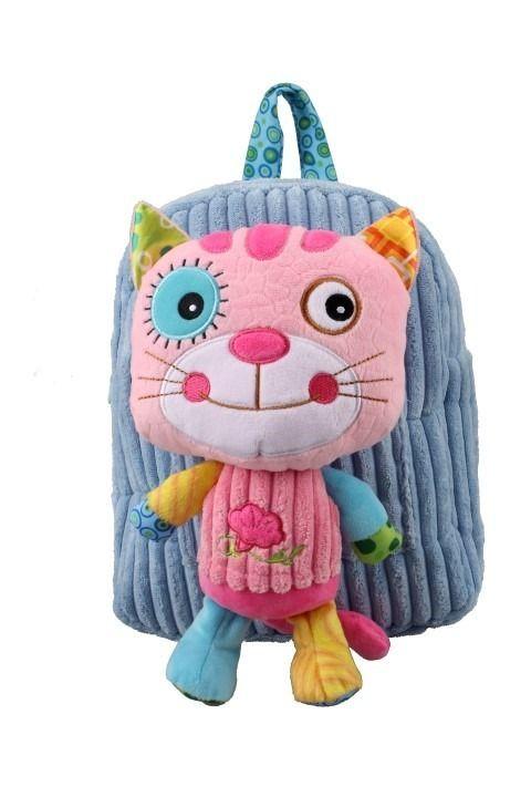 Plecaczki dla przedszkolaków Dumel Discovery Baby 5 rodzajów w Smyk