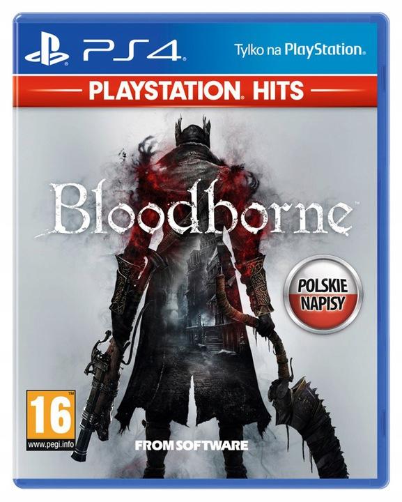 Bloodborne PL PS4 GAMEFINITY