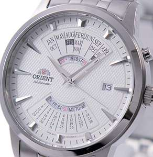 Zegarek Orient Automatic Multi-Year Calendar FEU0A003WH