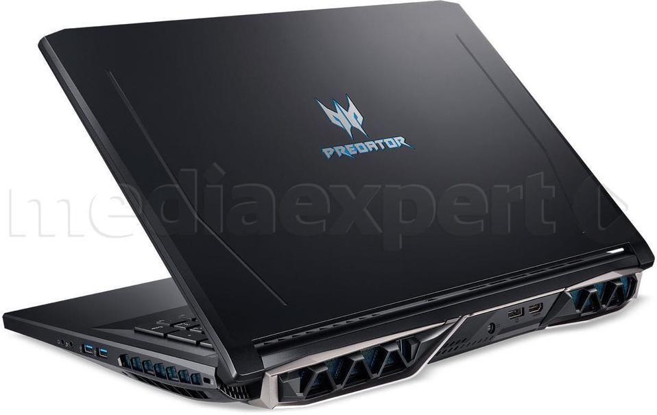 Laptop ACER Predator Helios 500 (NH.Q3GEP.005) Ryzen 5 2600 16GB 256GB SSD AMD RX VEGA 56 W10