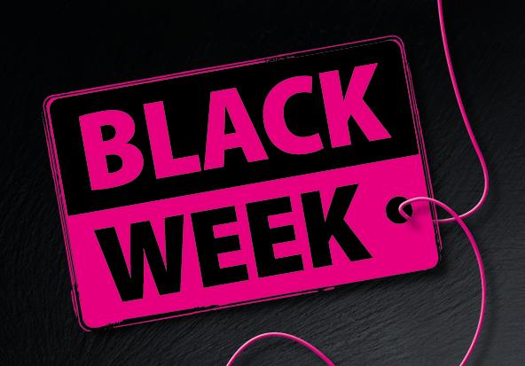 BLACK WEEK w Hebe do - 70% - 3000 produktów w niższej cenie
