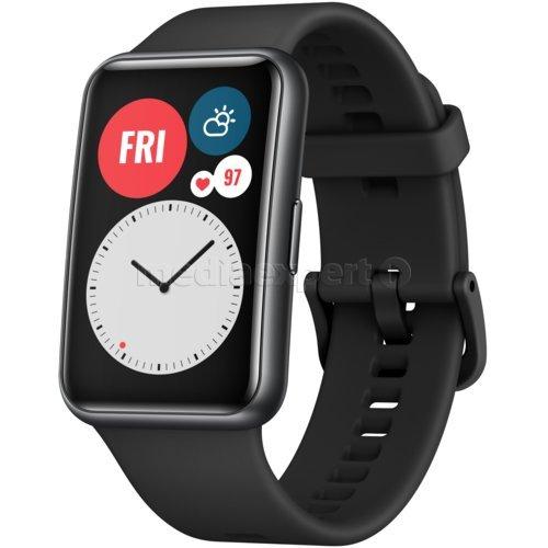 Smartwatch HUAWEI Watch Fit Czarny + darmowa dostawa
