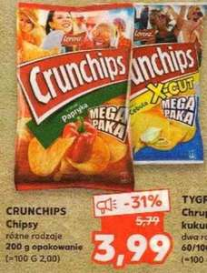 Chipsy Crunchips 200g po 3,99zł w Kaufland