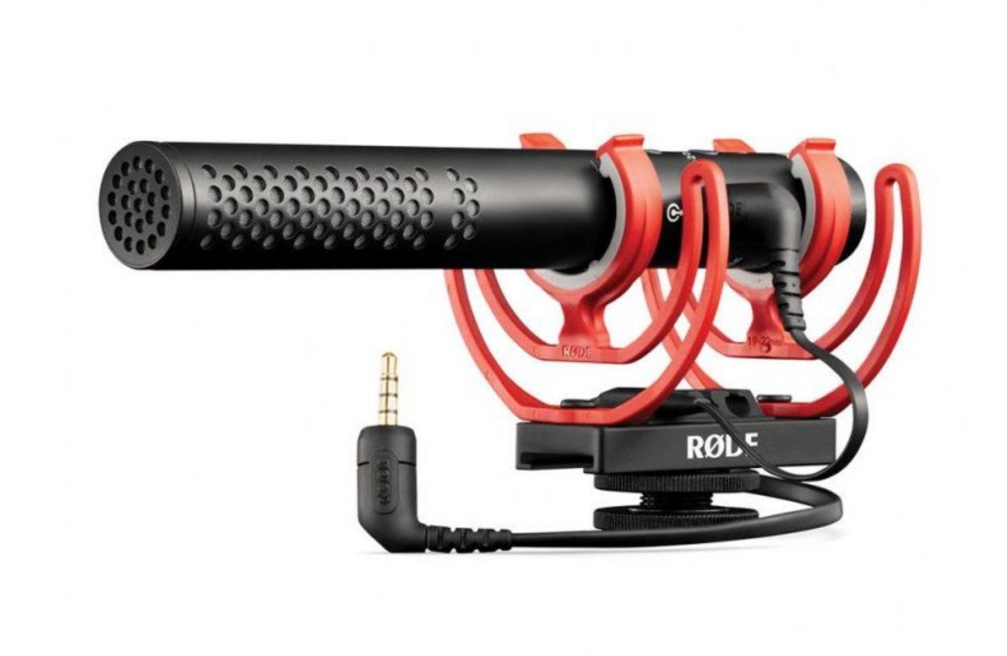 Mikrofon Rode VideoMic NTG