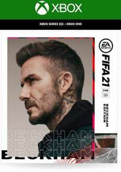 FIFA 21 Beckham Edition (Xbox One & Xbox Series X|S) MS store Brazylia