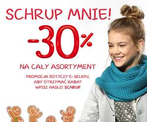 -30% na cały asortyment @ Reporter Young