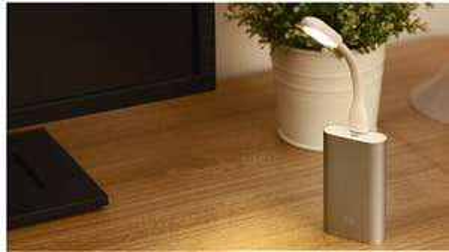 Oryginalna lampka Xiaomi Portable USB LED