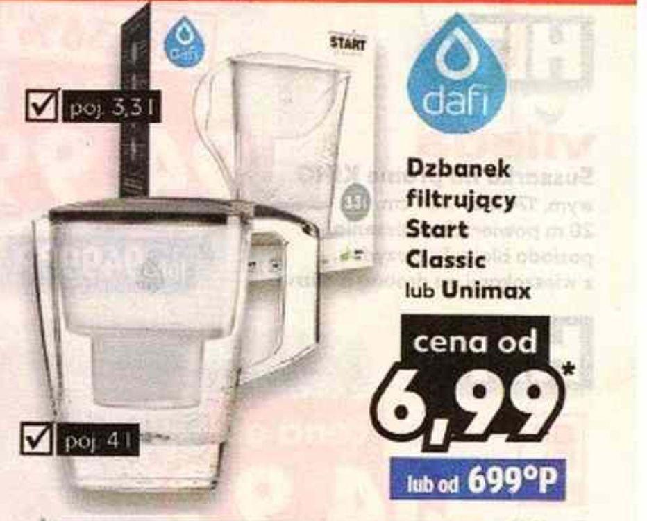 Dzbanek DAFI 3.3L start classic - Kaufland