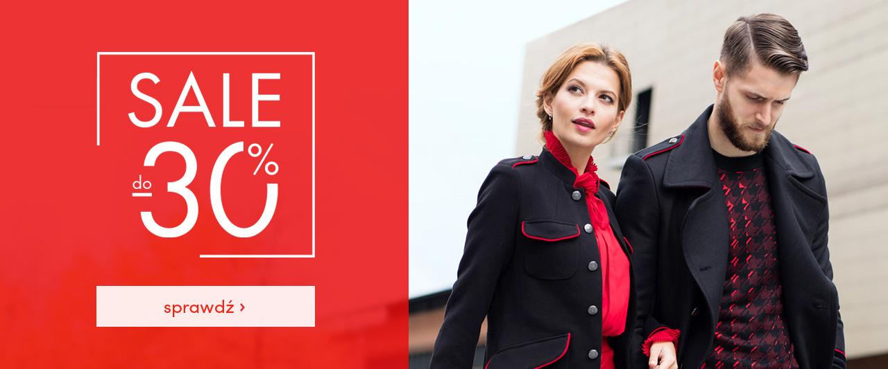 Do 30% taniej na wyprzedaży @eobuwie.pl