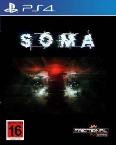 SOMA na PS4 - horror na długie zimowe wieczory